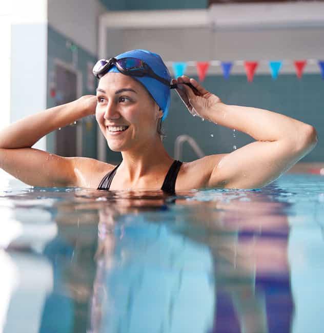 Swim ear plugs